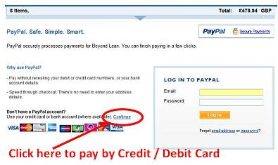 QCD payment instructions